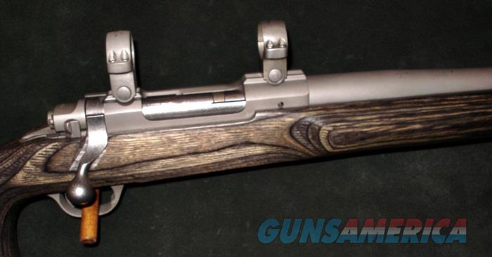 RUGER M77 HAWKEYE VARMINT 308 WIN RIFLE  Guns > Rifles > Ruger Rifles > Model 77