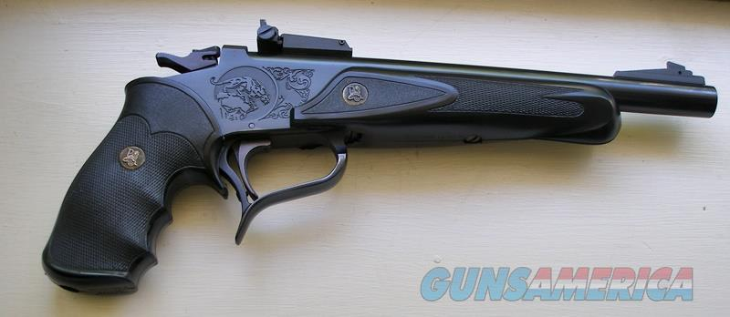 THOMPSON CENTER CONTENDER 357 MAGNUM  Guns > Pistols > Thompson Center Pistols > Contender