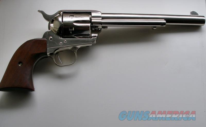 COLT SAA EARLY 3RD GENERATION 45 COLT REVOLVER  Guns > Pistols > Colt Single Action Revolvers - 3rd Gen.