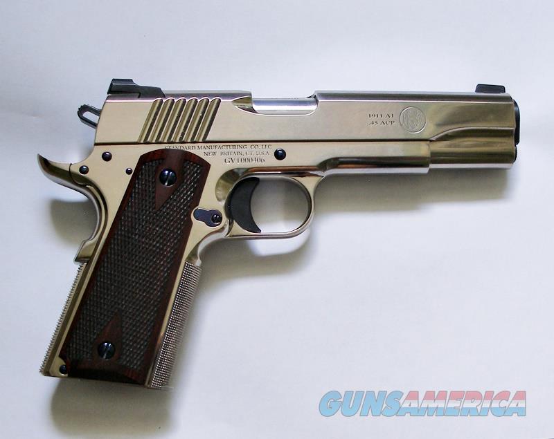 STANDARD MFG CO, 1911, 45 ACP  Guns > Pistols > Standard Mfg. Pistols