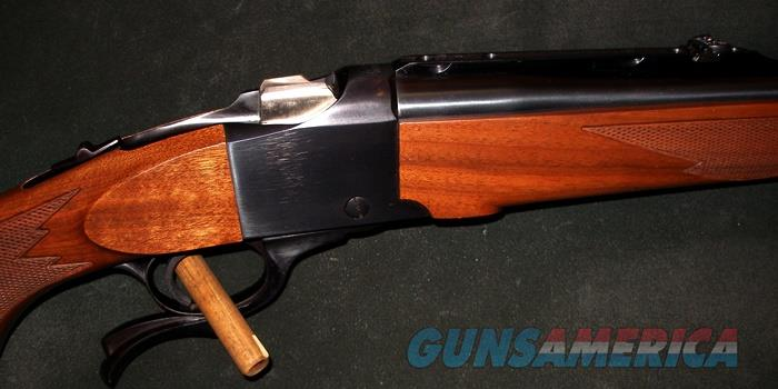 RUGER #1-S 9.3 X 74R RIFLE  Guns > Rifles > Ruger Rifles > #1 Type