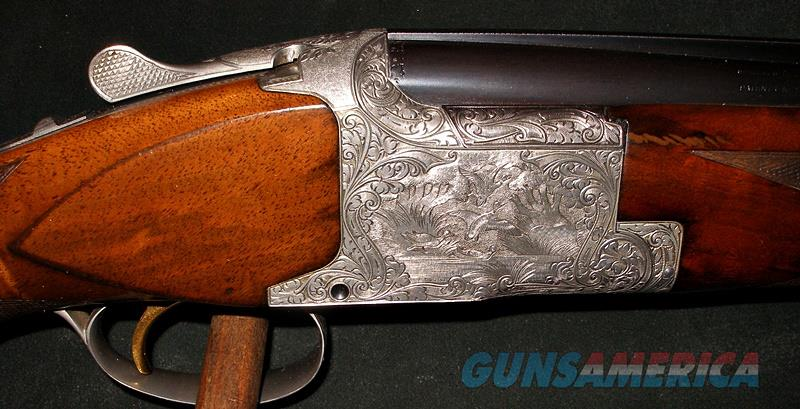BROWNING, DIANA LIGHTENING GRADE, 12GA, O/U SHOTGUN  Guns > Shotguns > Browning Shotguns > Over Unders > Belgian Manufacture