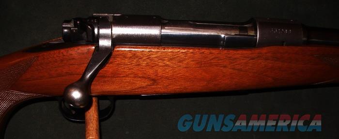 WINCHESTER VERY RARE PRE 64 MODEL 70 FEATHERWEIGHT, 358 CAL RIFLE  Guns > Rifles > Winchester Rifles - Modern Bolt/Auto/Single > Model 70 > Pre-64