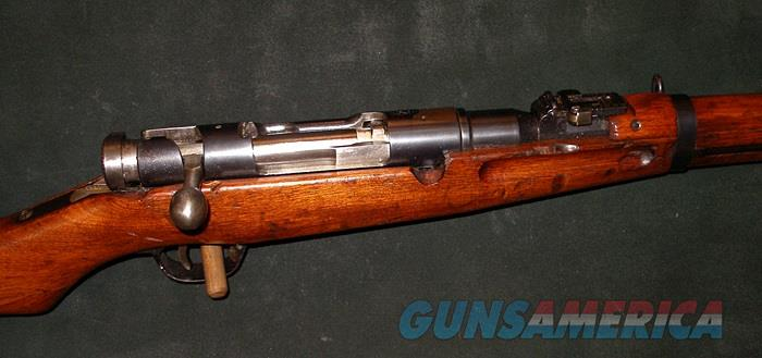 JAPANESE TYPE 38 ARISAKA 6.5 X 51 CAL MILITARY RIFLE  Guns > Rifles > Military Misc. Rifles Non-US > Other