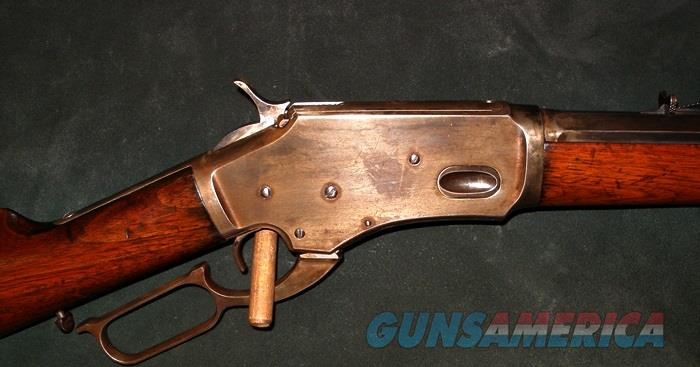 WHITNEYVILLE ARMORY CO, LEVER ACTION SPORTING RIFLE 44/40 CAL  Guns > Rifles > Whitney Arms Company Rifles