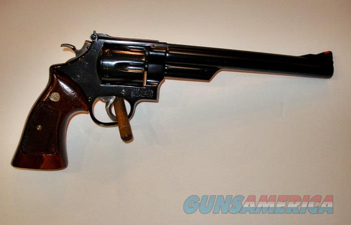 SMITH & WESSON 29-2 PINNED & RECESSED 44 MAGNUM REVOLVER  Guns > Pistols > Smith & Wesson Revolvers > Full Frame Revolver