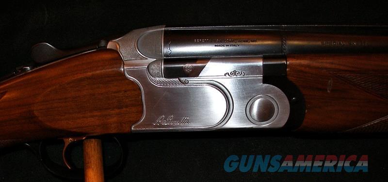 BERETTA 682 SKEET SPECIAL 12GA O/U SHOTGUN  Guns > Shotguns > Beretta Shotguns > O/U > Trap/Skeet