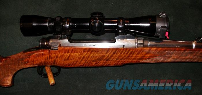 CUSTOM SAVAGE 110 LH, 7MM REM MAG RIFLE  Guns > Rifles > Custom Rifles > Bolt Action
