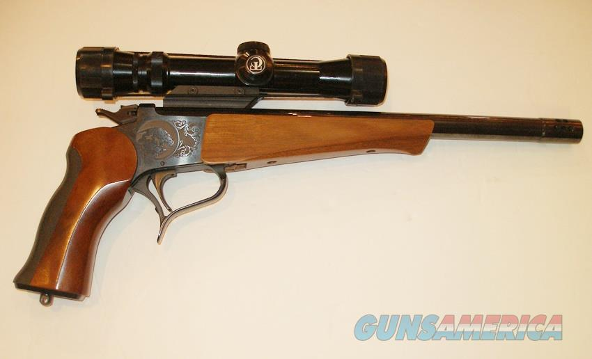 THOMPSON CENTER ARMS CONTENDER 8 BBLS, MULTIPLE CALIBERS   Guns > Pistols > Thompson Center Pistols > Contender
