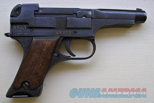 NAMBU, TYPE 94, 8MM NAMBU, JAPANESE MILITARY PISTOL  Guns > Pistols > Military Misc. Pistols Non-US