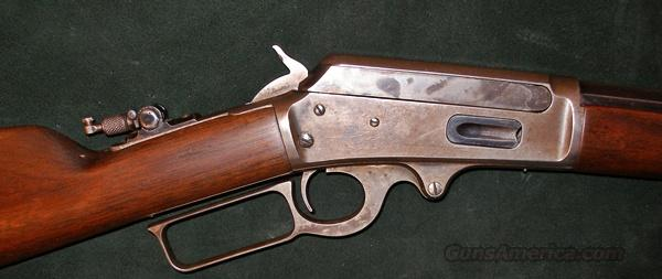 MARLIN 1893 32 SPECIAL RIFLE  Guns > Rifles > Marlin Rifles > Modern > Lever Action