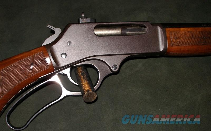 HENRY REAPEATING ARMS LEVER ACTION 45/70 RIFLE  Guns > Rifles > Henry Rifle Company