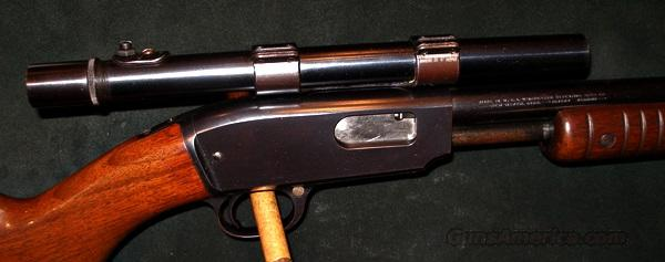 WINCHESTER PRE WAR MODEL 61 22 S,L,LR RIFLE  Guns > Rifles > Winchester Rifles - Modern Pump