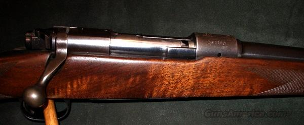 WINCHESTER PRE 64 MODEL 70 FWT 308 CAL  Guns > Rifles > Winchester Rifles - Modern Bolt/Auto/Single > Model 70 > Pre-64