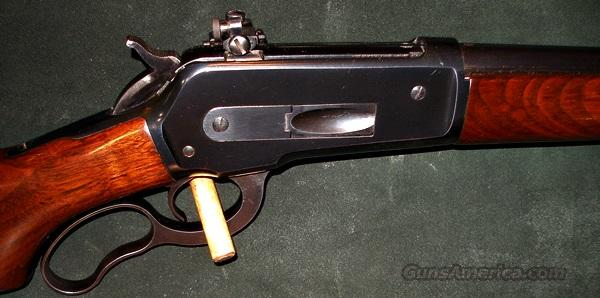 WINCHESTER PRE 64, MODEL 71 348 CAL LEVER ACTION RIFLE  Guns > Rifles > Winchester Rifles - Modern Lever > Other Lever > Pre-64