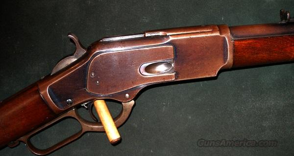WINCHESTER 1873 3RD MODEL 38/40 LEVER ACTION RIFLE  Guns > Rifles > Winchester Rifles - Pre-1899 Lever