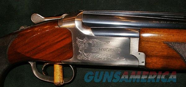 BROWNING MODEL B 325 12GA O/U SJOTGUN  Guns > Shotguns > Browning Shotguns > Over Unders > Other OU > Trap/Skeet