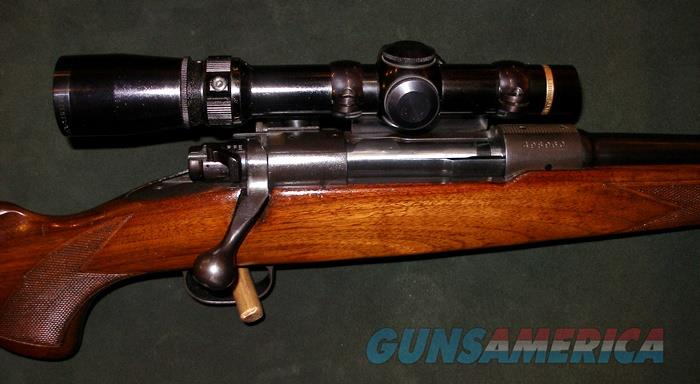 WINCHESTER MODEL 70 FEATHERWEIGHT 3006 CAL RIFLE  Guns > Rifles > Winchester Rifles - Modern Bolt/Auto/Single > Model 70 > Pre-64