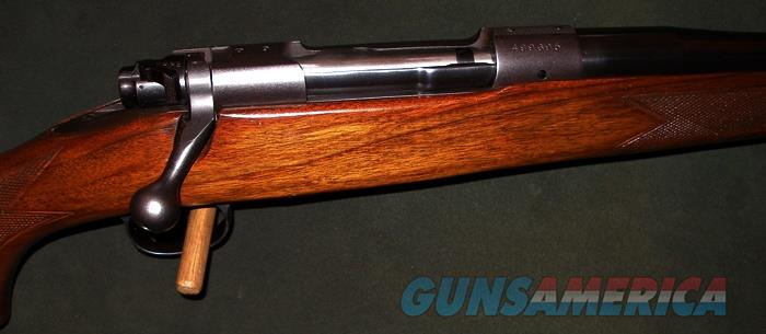WINCHESTER PRE 64 MODEL 70 ALASKAN 375 H & H RIFLE  Guns > Rifles > Winchester Rifles - Modern Bolt/Auto/Single > Model 70 > Pre-64