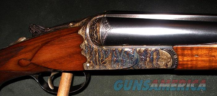 FILLI RIZZINI FOR A & F NY, EXTRA LUSSO SCALLOPED BOXLOCK 20GA S/S SHOTGUN  Guns > Shotguns > Rizzini Shotguns