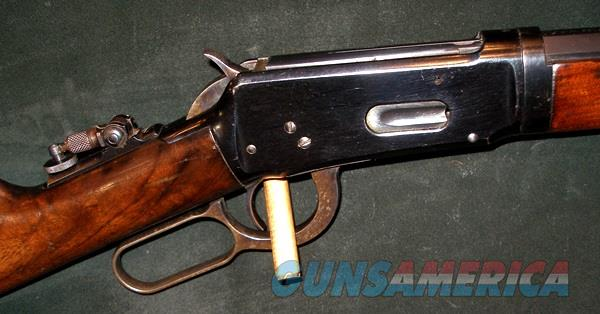WINCHESTER 1894 TAKEDOWN, 1904 MFG DATE 25/35 CAL RIFLE  Guns > Rifles > Winchester Rifles - Modern Lever > Model 94 > Pre-64