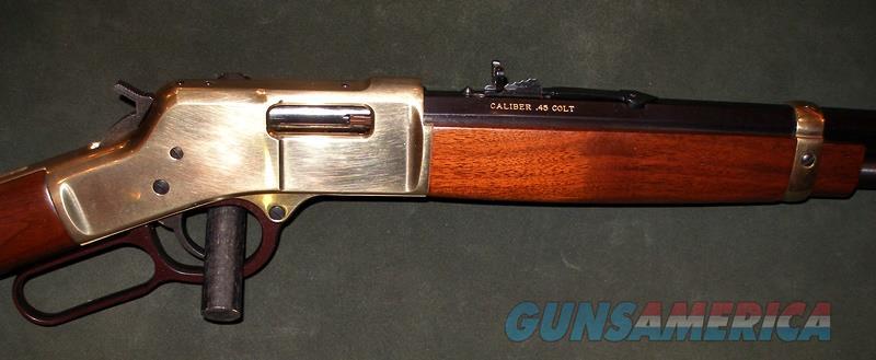 HENRY REAPEATING ARMS, BIG BOY, 45 COLT  Guns > Rifles > Henry Rifle Company