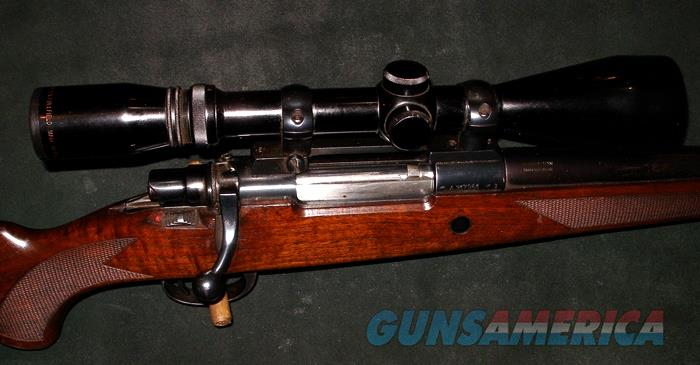 MORRISON CUSTOM WHITWORTH MARK V MAUSER 7MM WBY MAG  Guns > Rifles > Custom Rifles > Bolt Action