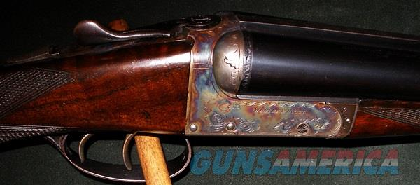 WEBLEY & SCOTT MODEL 700 12GA BOXLOCK SHOGUN  Guns > Shotguns > W.C. Scott Shotguns
