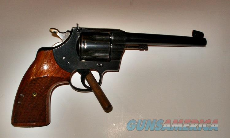 COLT OFFICER'S MODEL 22LR, 1948 MFG DATE  Guns > Pistols > Colt Single Action Revolvers - Modern (22 Cal.)