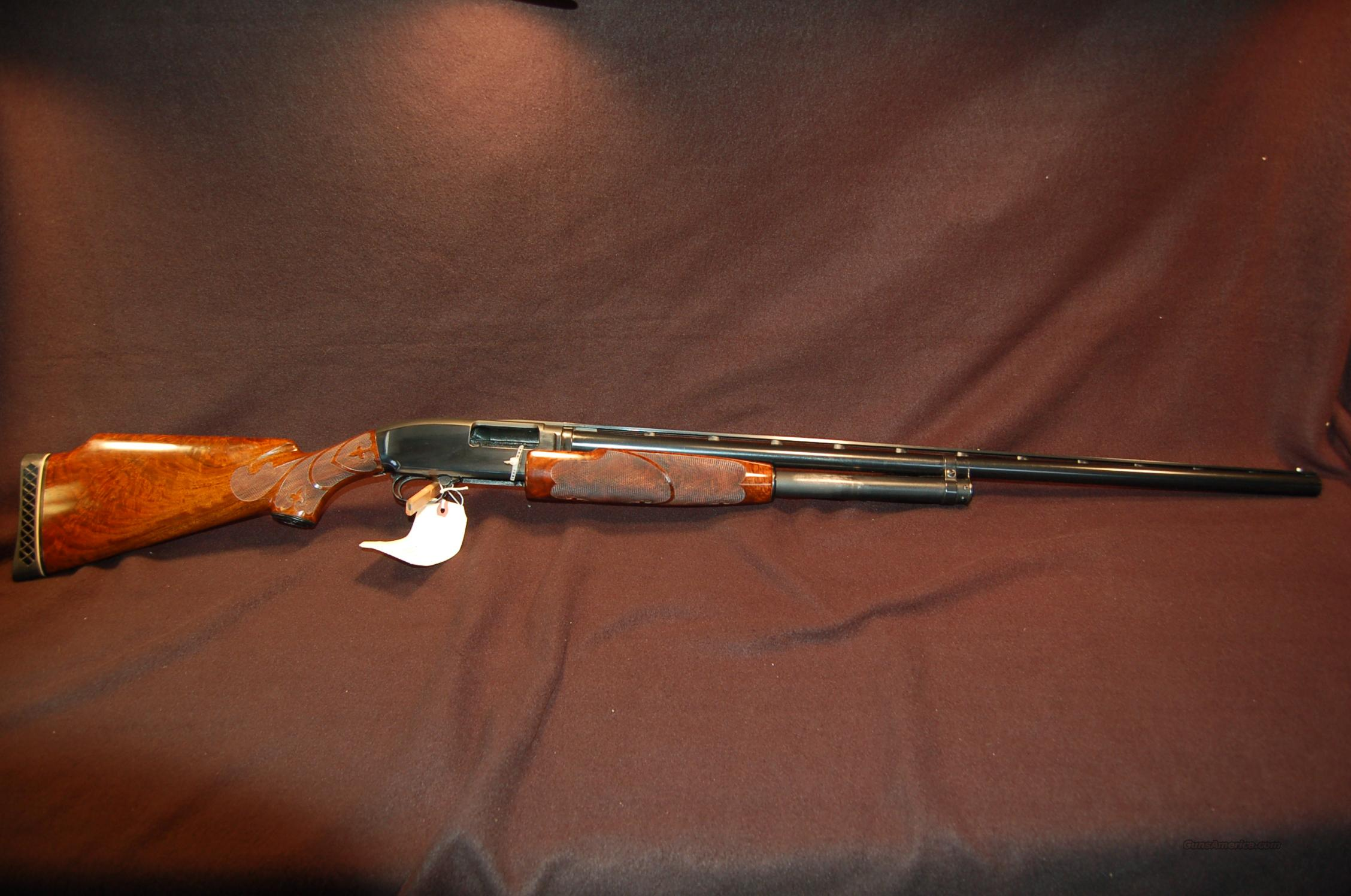 "Winchester Model 12 32"" heavy Duck restored and Upgraded  Guns > Shotguns > Winchester Shotguns - Modern > Pump Action > Trap/Skeet"