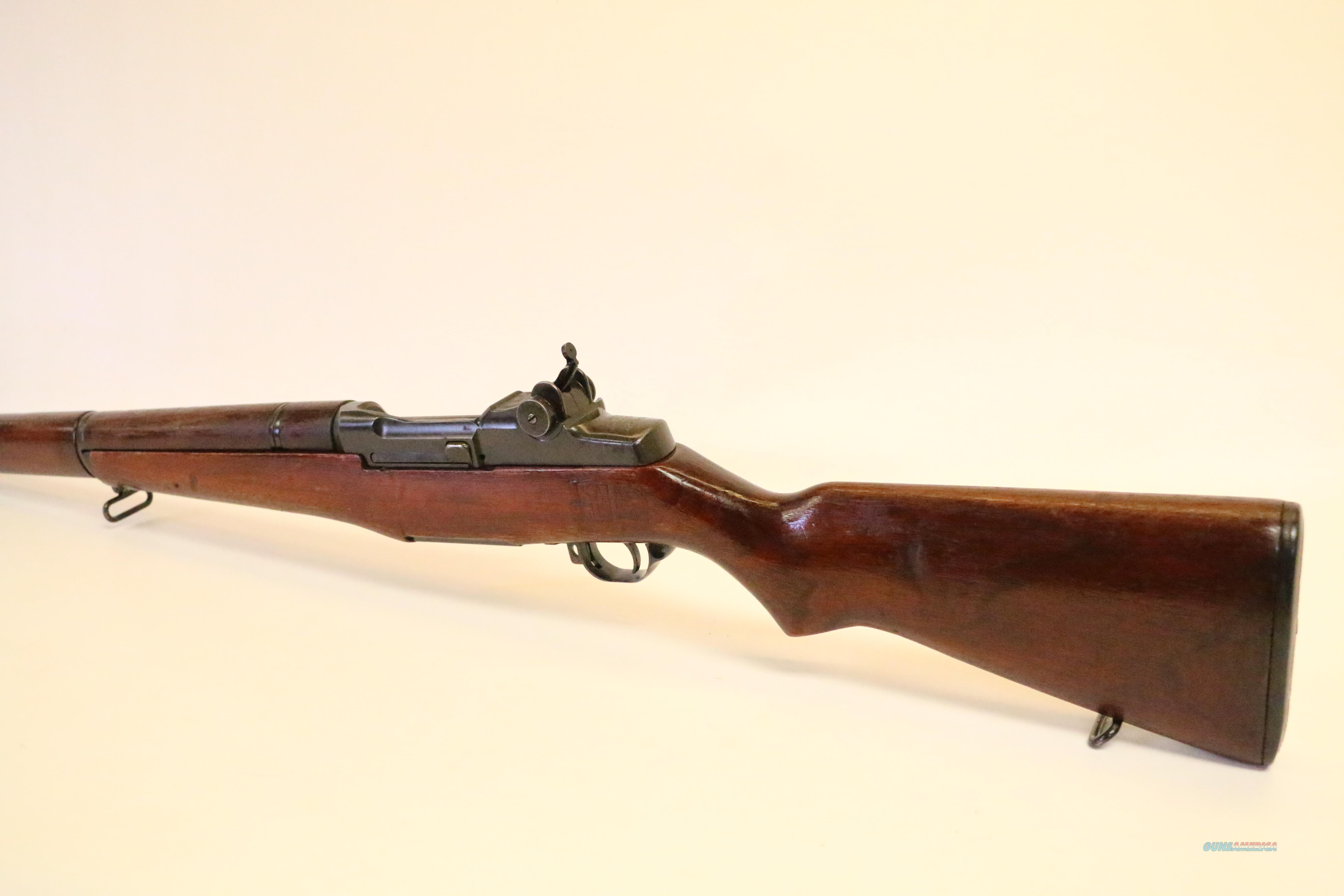 Pre War Lend Lease Springfield M1 Garand  Guns > Rifles > Military Misc. Rifles US > M1 Garand