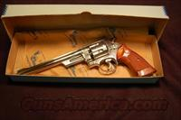 Smith & Wesson Nickel 27-2 .357  Guns > Pistols > Smith & Wesson Revolvers > Full Frame Revolver