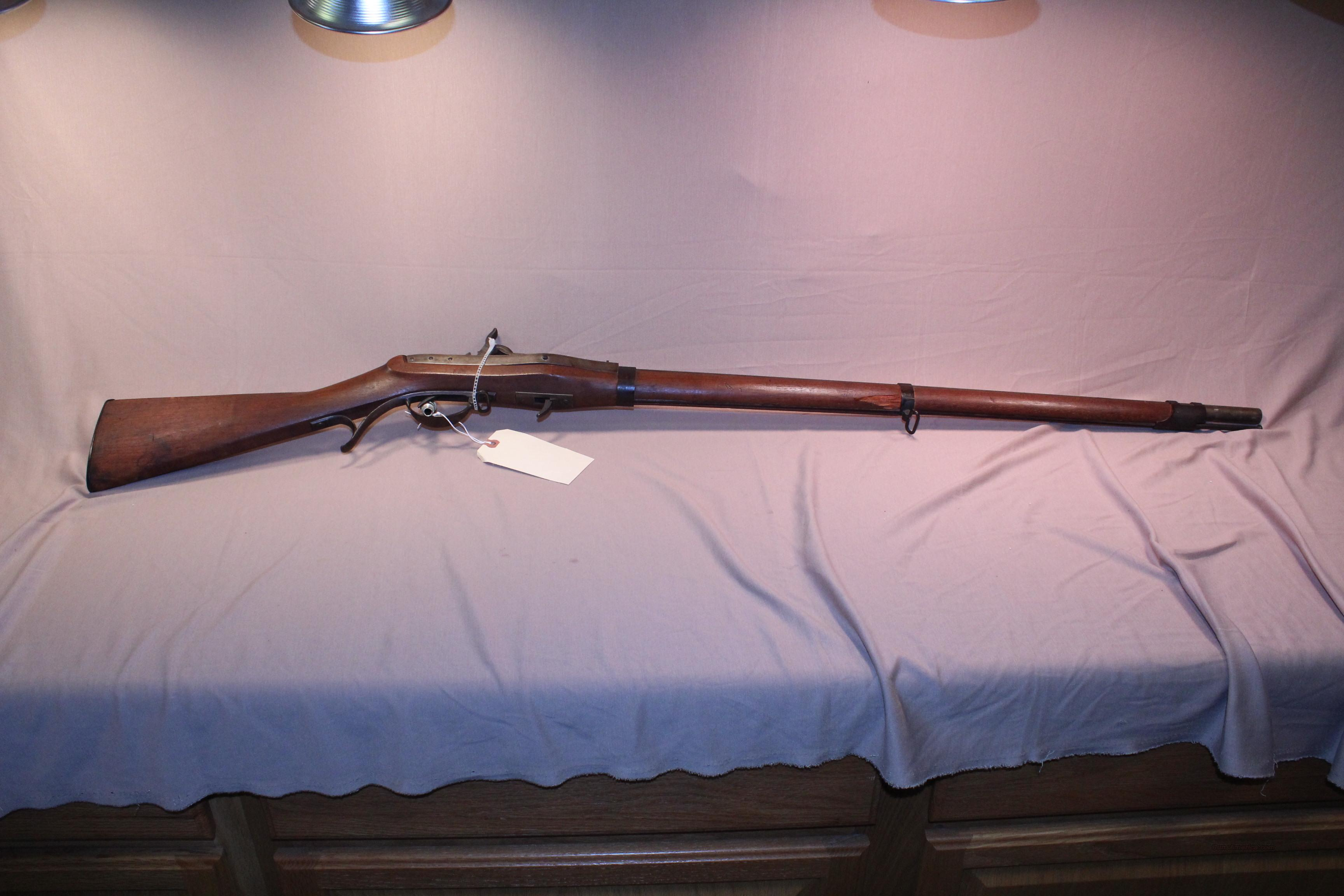 John Hall 1819 Rifle with bayonet  Guns > Rifles > Antique (Pre-1899) Rifles - Perc. Misc.