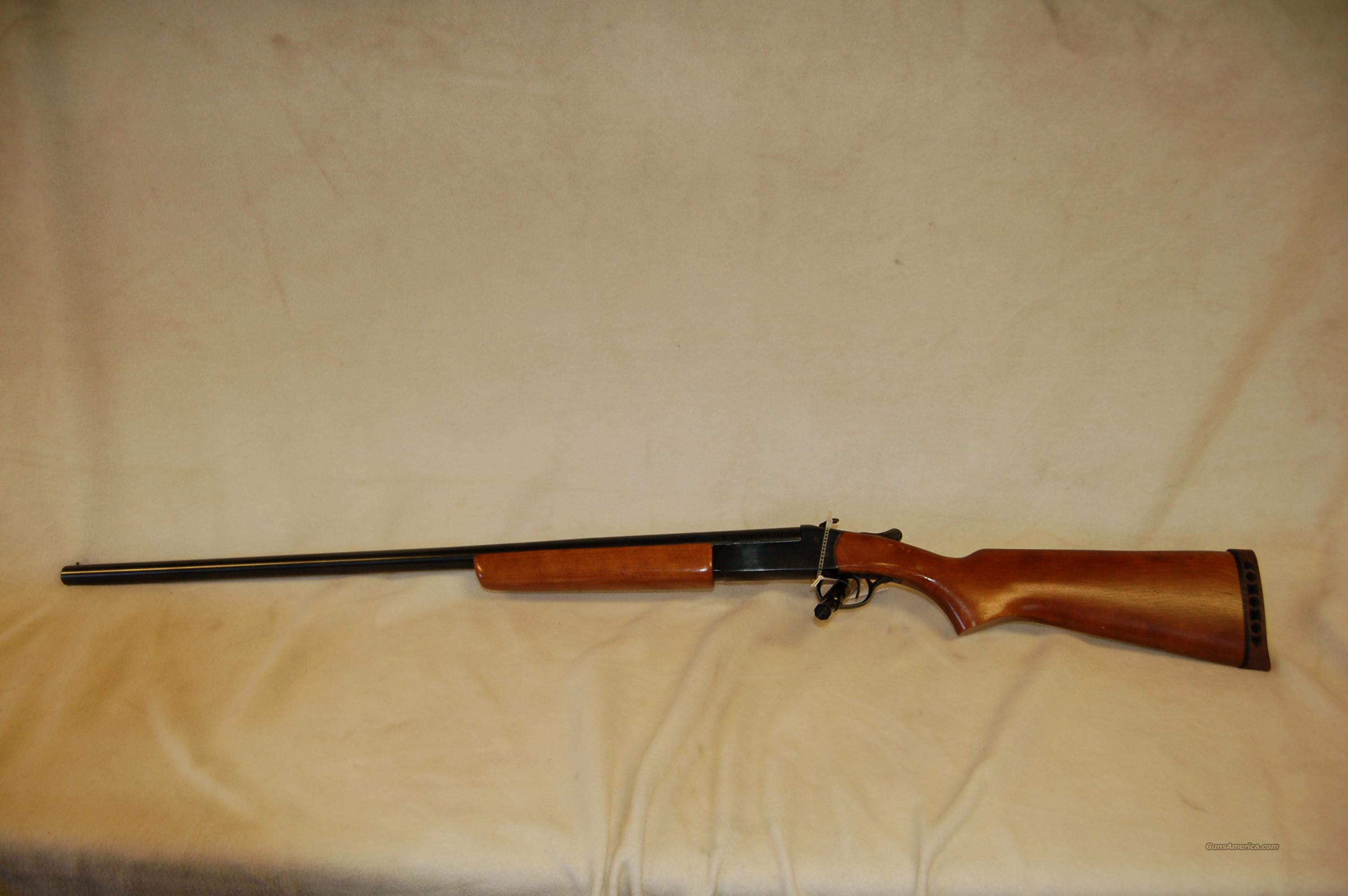 Winchester 370 12 gauge  Guns > Shotguns > Winchester Shotguns - Modern > Bolt/Single Shot