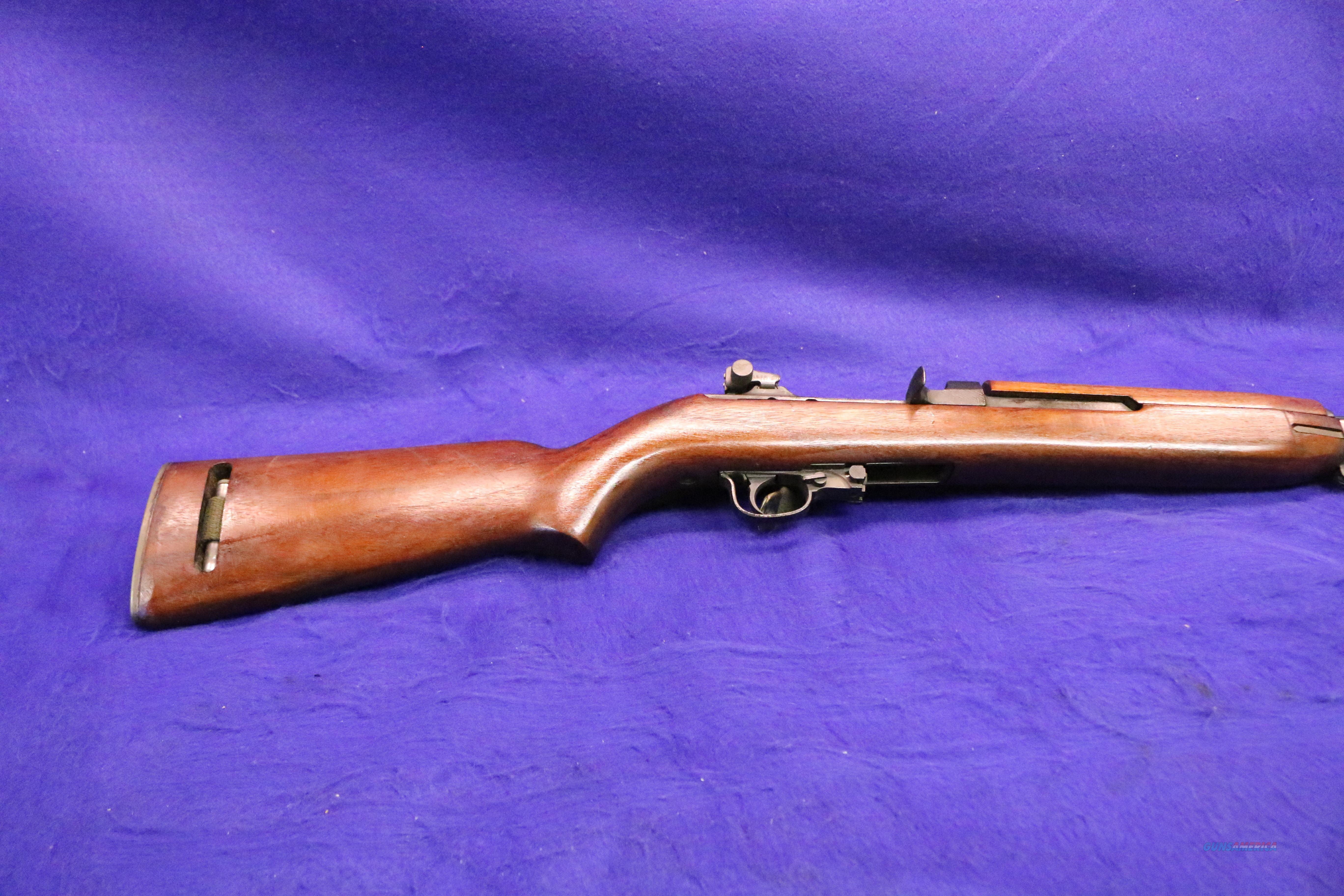 M1: 1944 Quality Hardware M1 Carbine For Sale