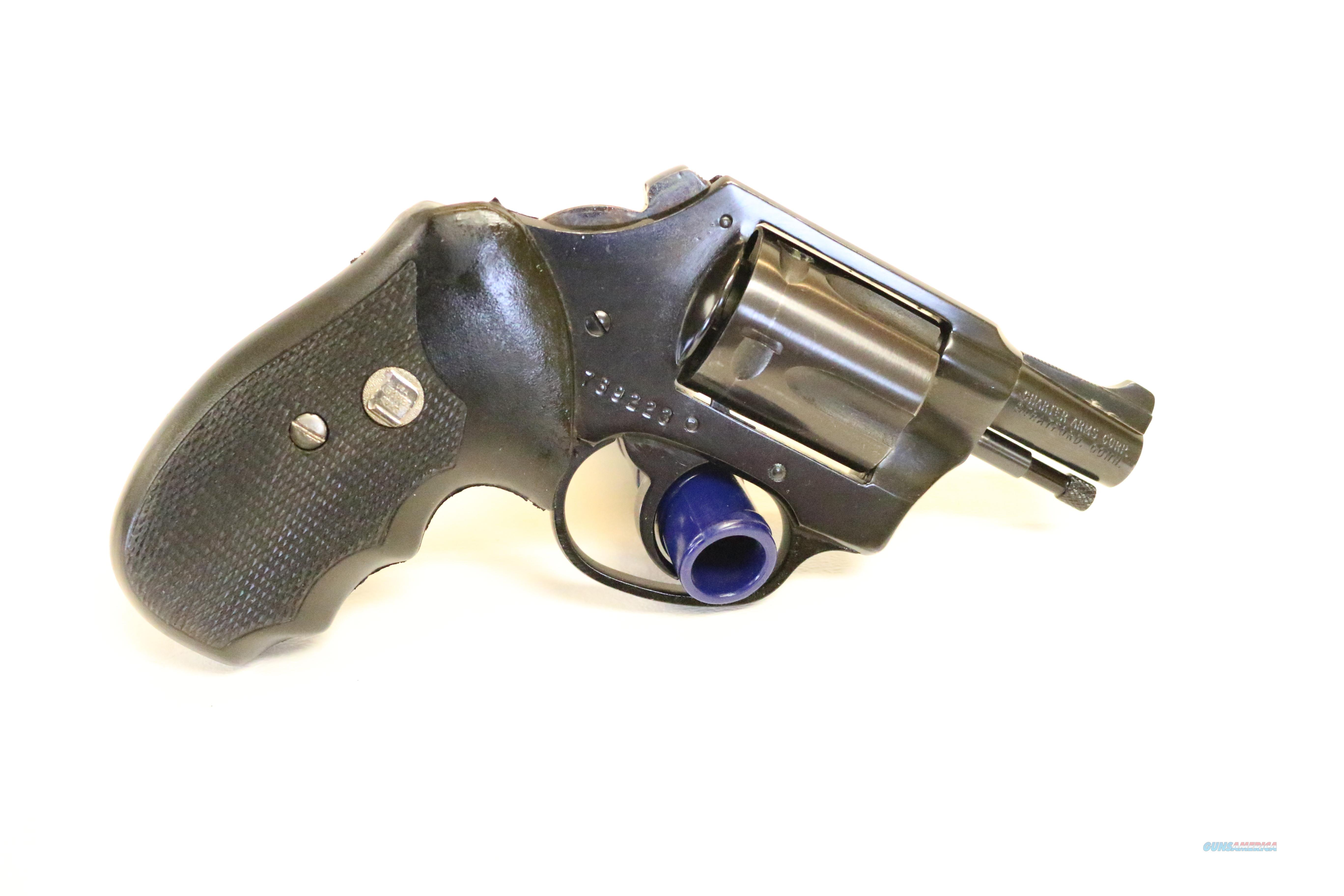 "Charter Arms DA only Undercover .38 special 2""  Guns > Pistols > Charter Arms Revolvers"