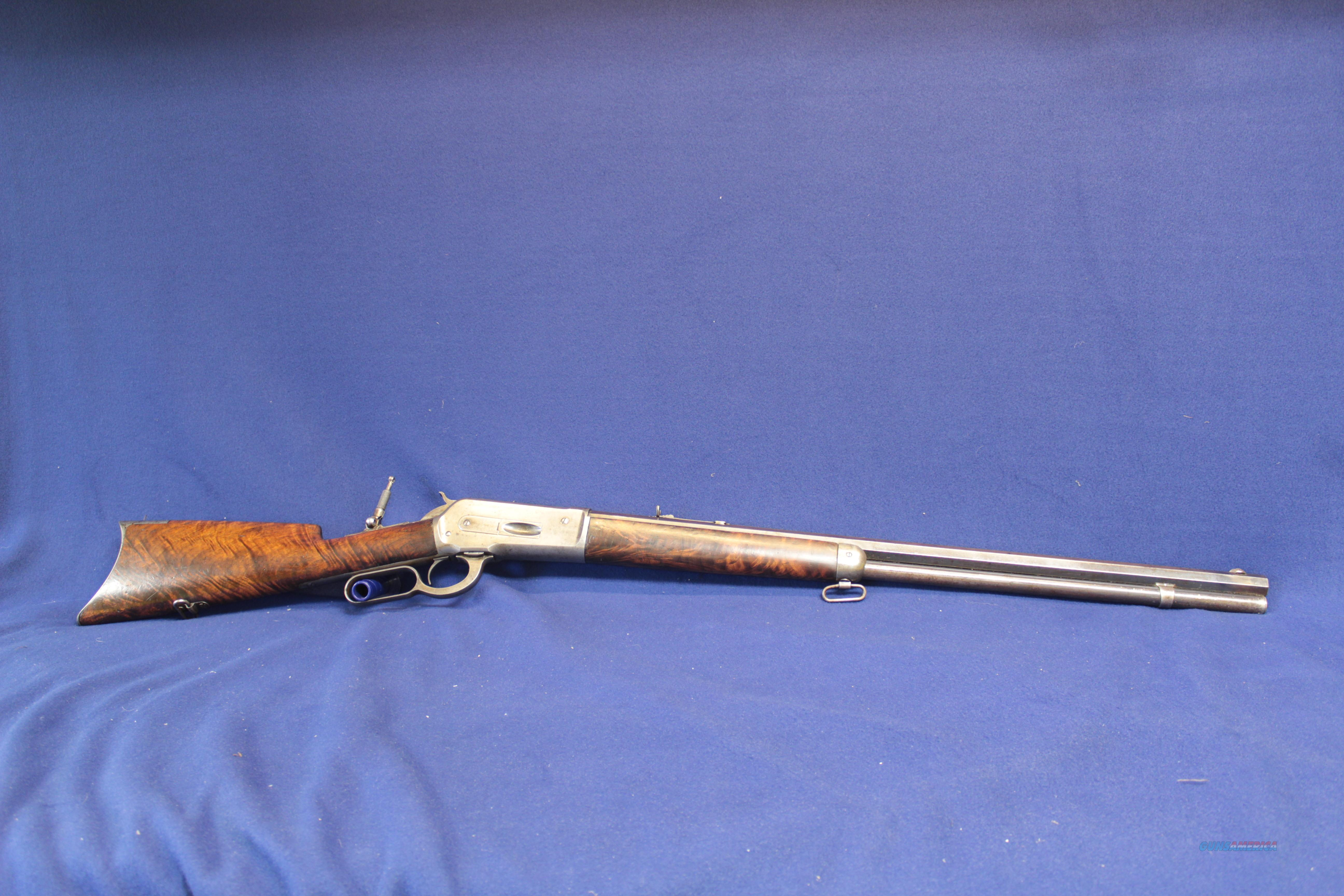 Very Nice Special Order Semi Deluxe Winchester 1886 in 45-90  Guns > Rifles > Winchester Rifles - Pre-1899 Lever