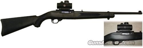 Ruger 10/22 w Red Dot Scope  Guns > Rifles > Ruger Rifles > 10-22