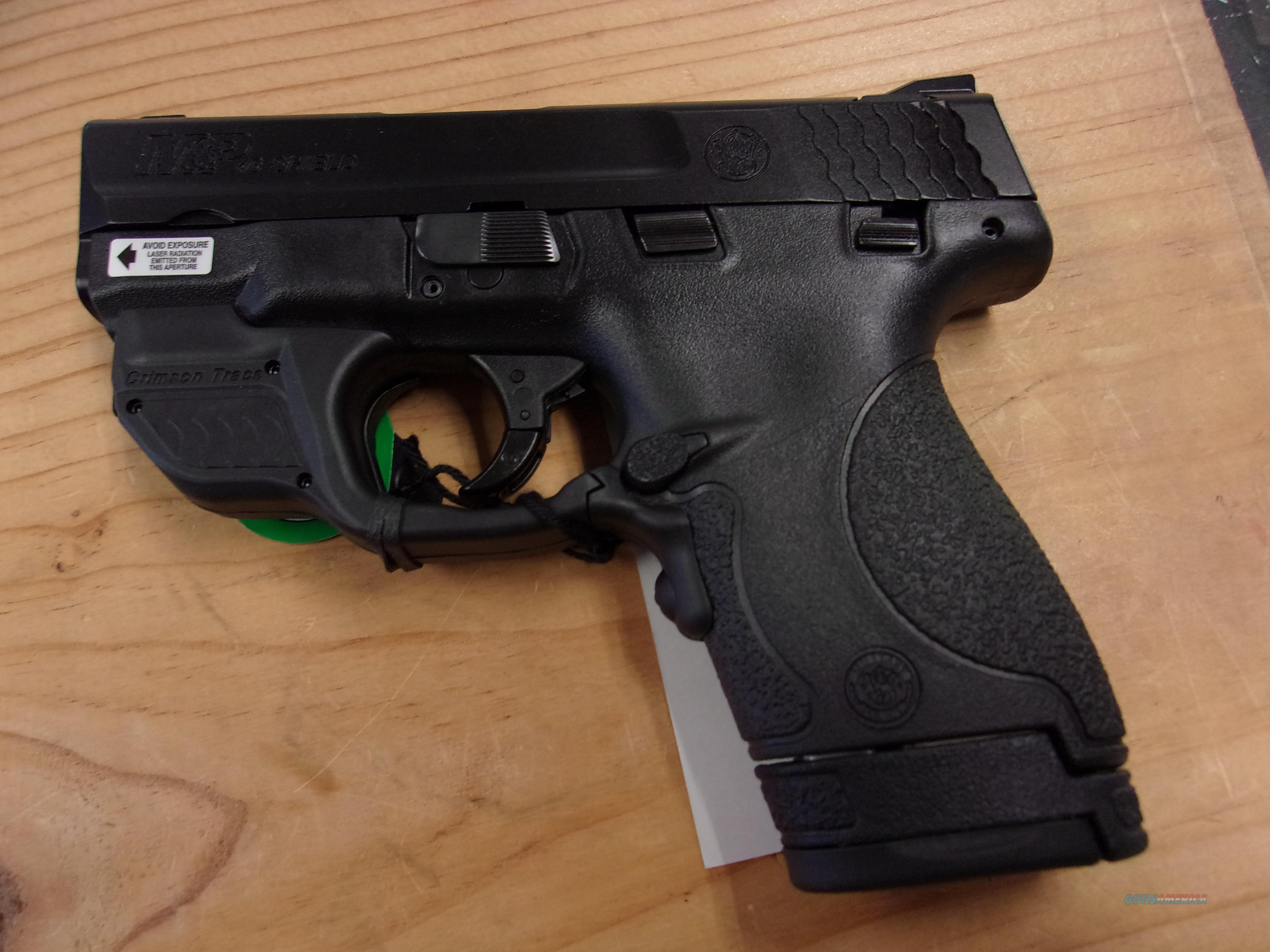Smith & Wesson M+P Shield  Guns > Pistols > Smith & Wesson Pistols - Autos > Shield