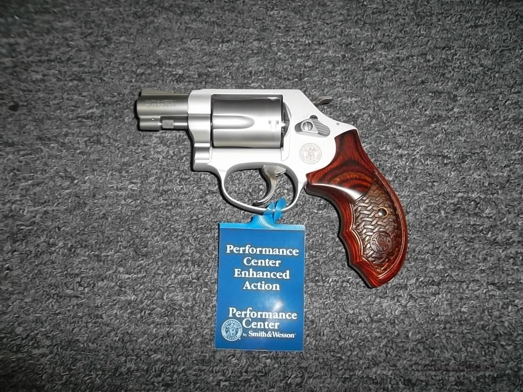 Smith & Wesson 637-2  Guns > Pistols > Smith & Wesson Revolvers > Pocket Pistols