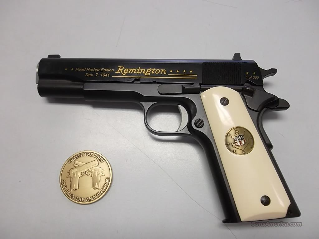 1911 R1  Pearl Harbor Commemorative  Guns > Pistols > Remington Pistols - Modern