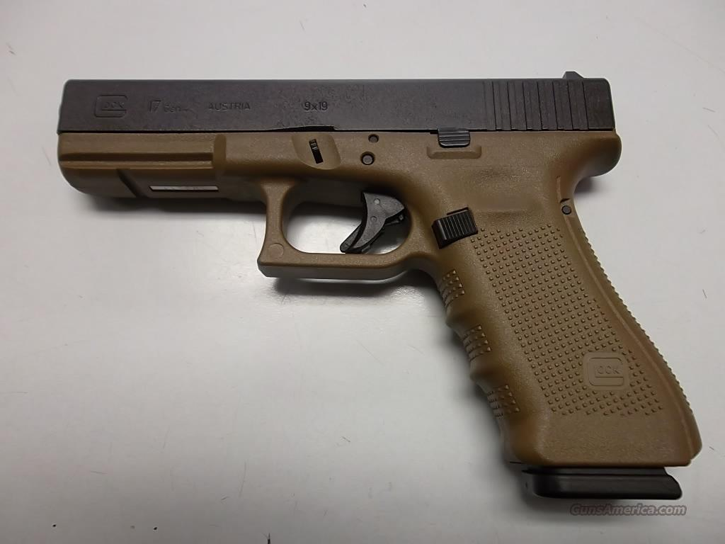 glock 17 gen 4 fde for sale