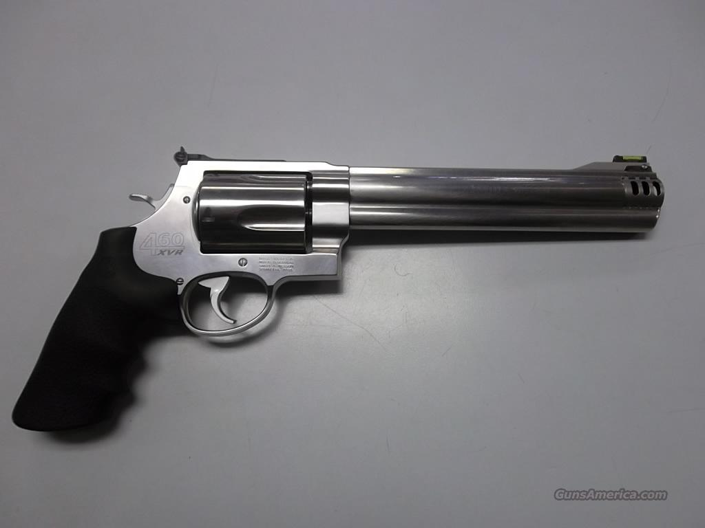 Smith & Wesson 460 XVR  Guns > Pistols > Smith & Wesson Revolvers > Full Frame Revolver
