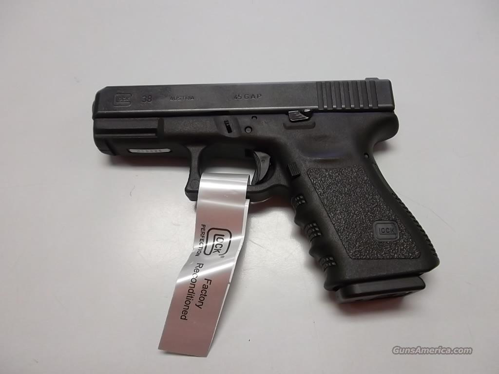 Glock 38 for sale