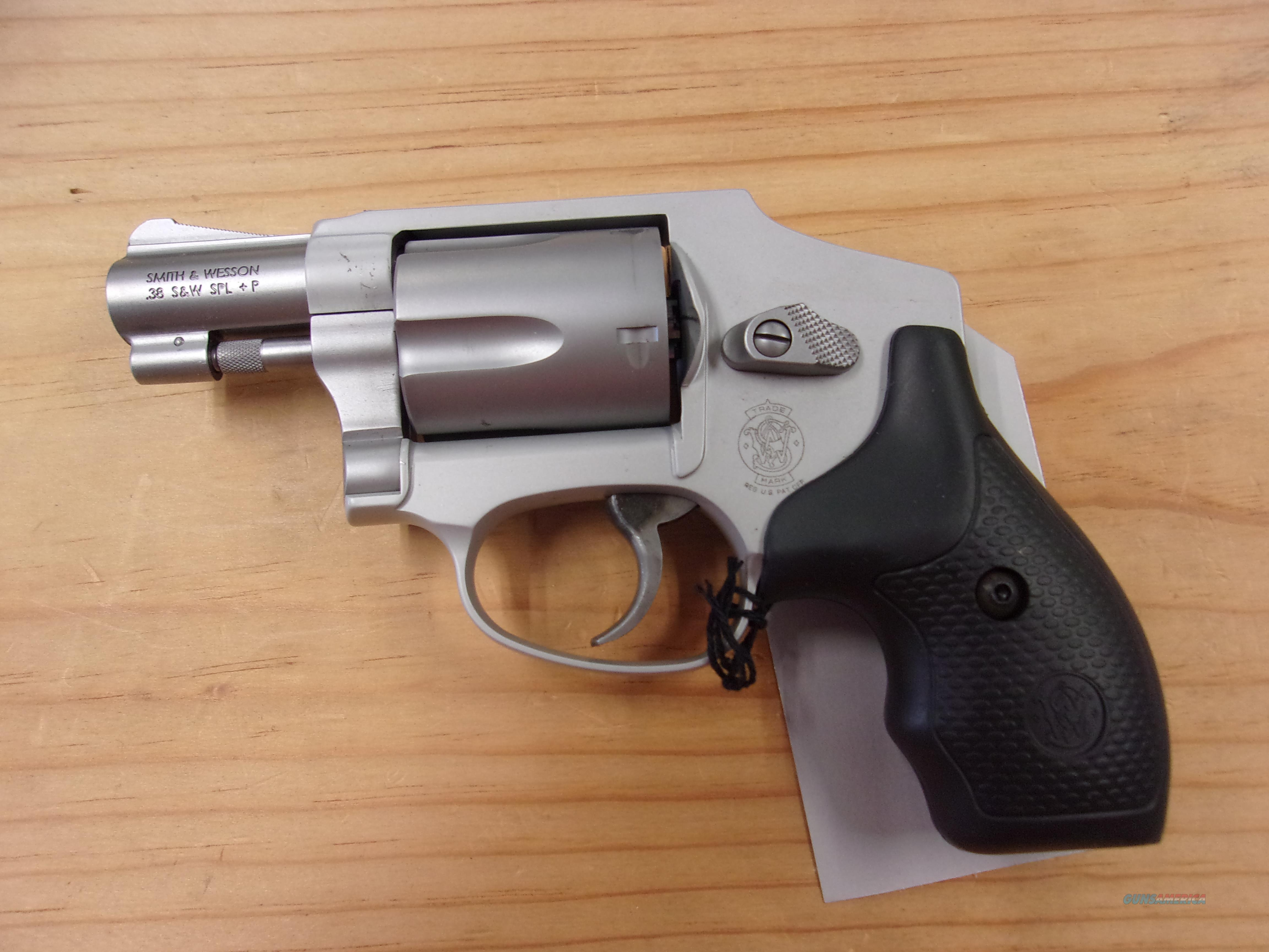 Smith & Wesson 642-1  Guns > Pistols > Smith & Wesson Revolvers > Small Frame ( J )