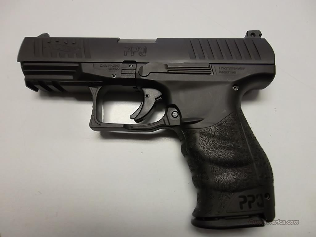 Walther PPQ 40 S&W  Guns > Pistols > Walther Pistols > Post WWII > P99/PPQ