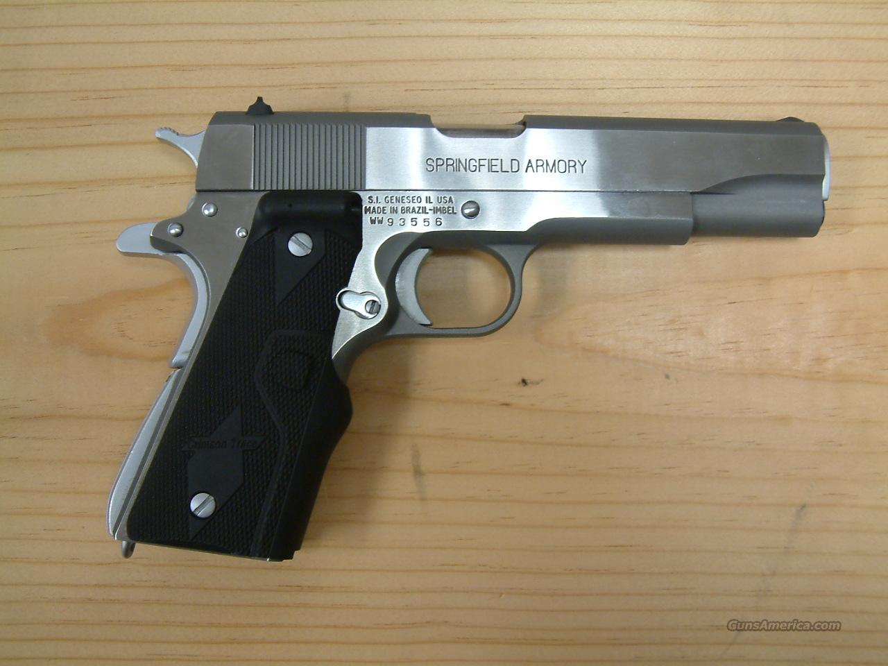 Springfield Armory 1911 Us Grips Related Keywords & Suggestions