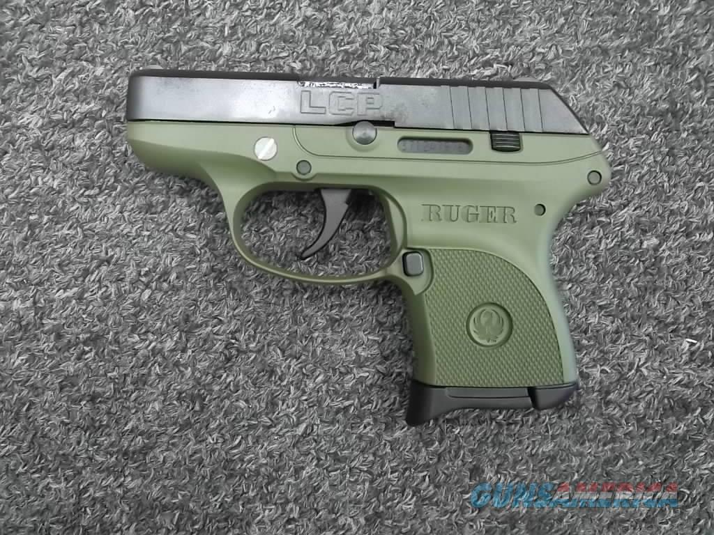 Ruger LCP OD Green  Guns > Pistols > Ruger Semi-Auto Pistols > LCP
