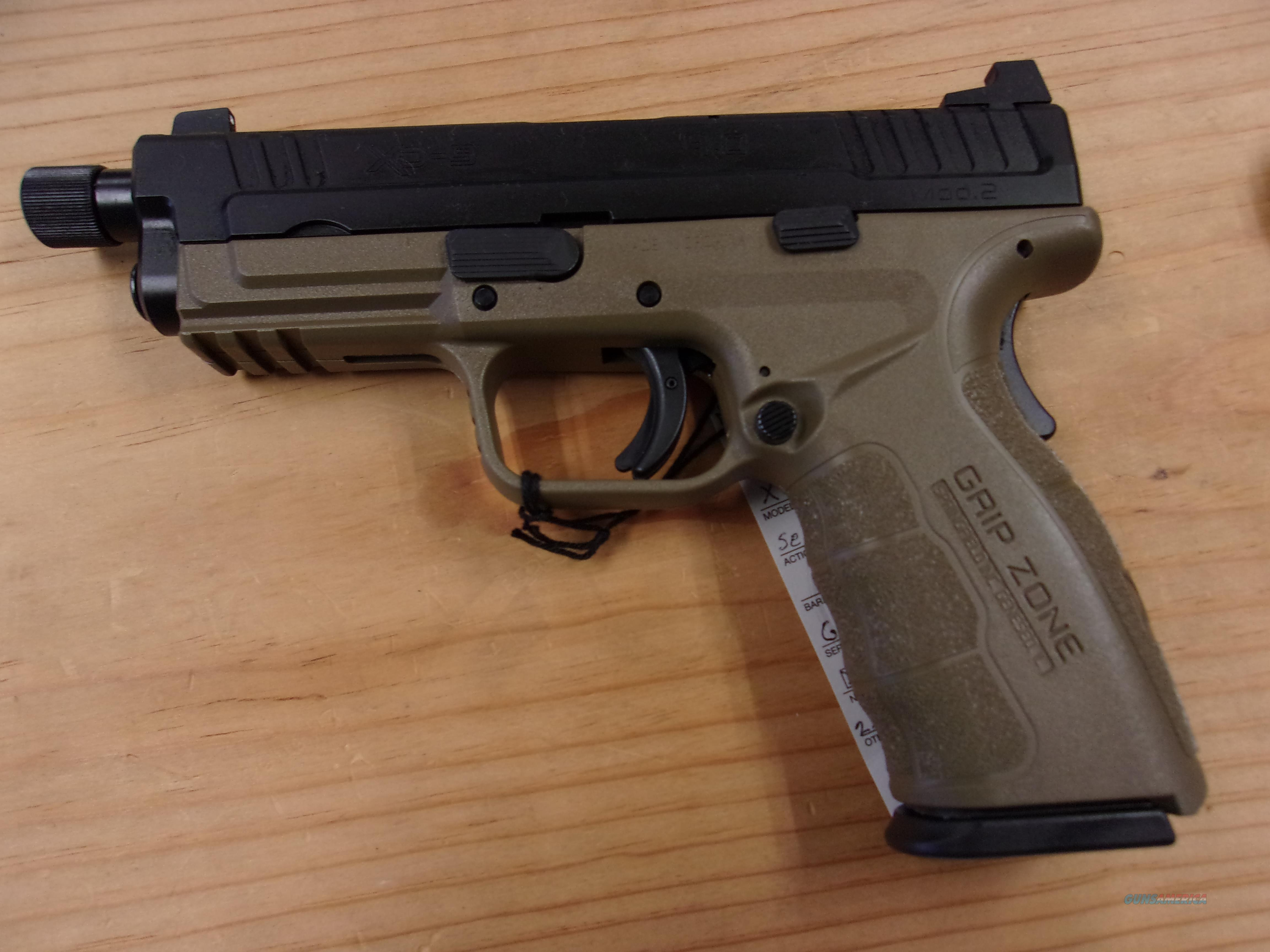 Springfield Armory Xd9 Mod 2 For Sale
