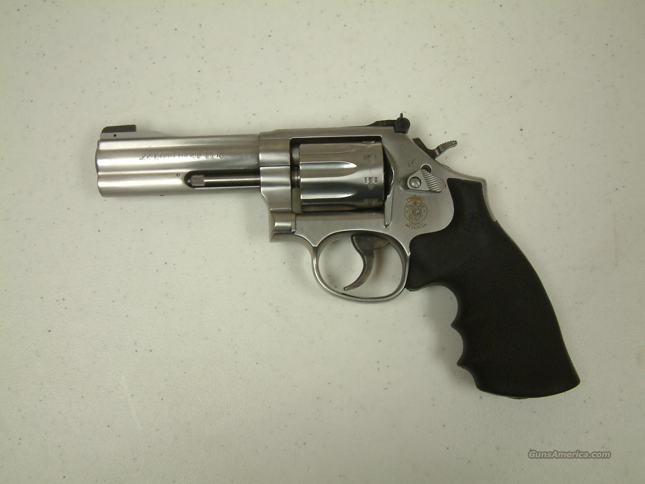 Smith&Wesson 617-6  Guns > Pistols > Smith & Wesson Revolvers > Full Frame Revolver